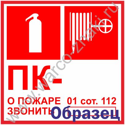 нумерация инструкций по пожарной безопасности - фото 8